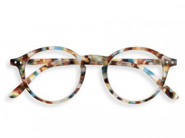 Brille D blue multi