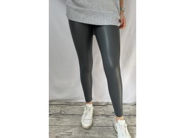 Leggings-Lederimitat