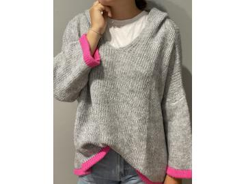 Pullover Kapuze